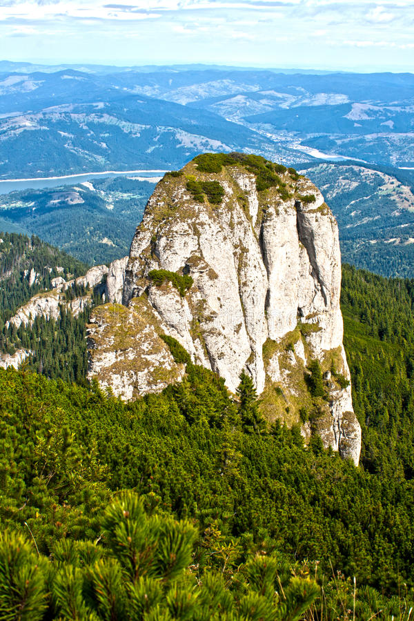 Free Top View Of Mountain Royalty Free Stock Photography - 23078187