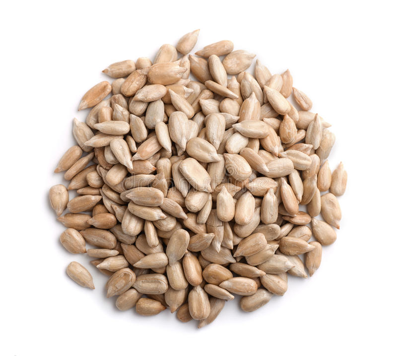 Free Top View Of Sunflower Seeds Stock Photo - 82362780