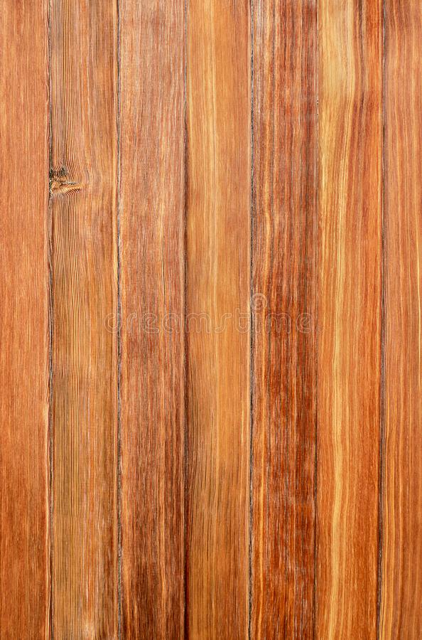Top view of old wooden panels. Background. Old wood texture. Top view of old wooden panels. Vertical, rustic texture brown stock images