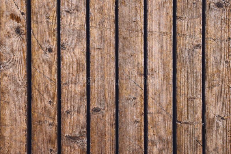 Top View Of Outdoor Patio Hardwood Flooring Texture Stock Photo