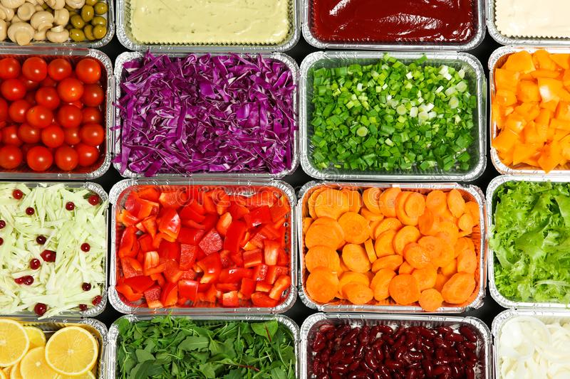 Salad Bar Stock Images - Download 11,653 Royalty Free ...