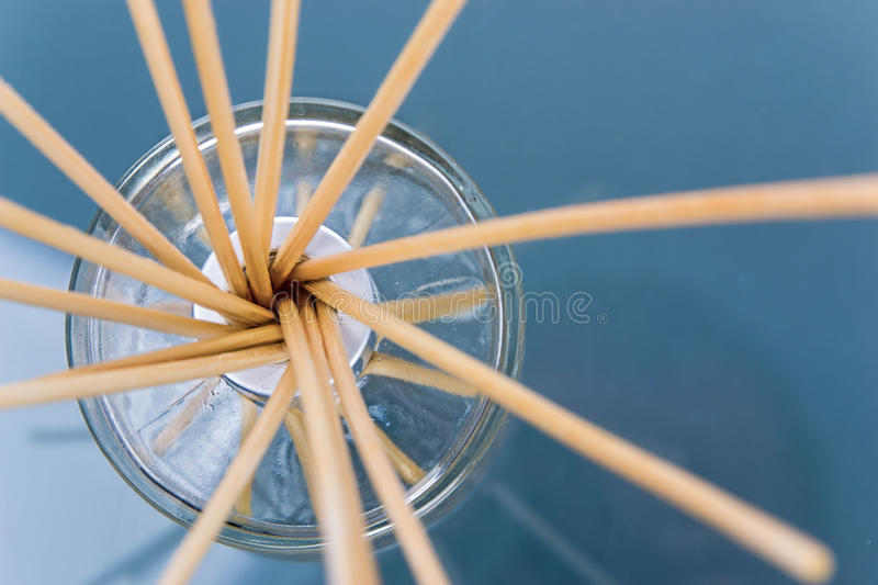 Top View Smell Stick Royalty Free Stock Photos