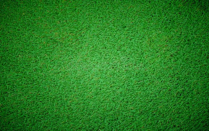 Top view of Soccer football grass field  background royalty free stock photo