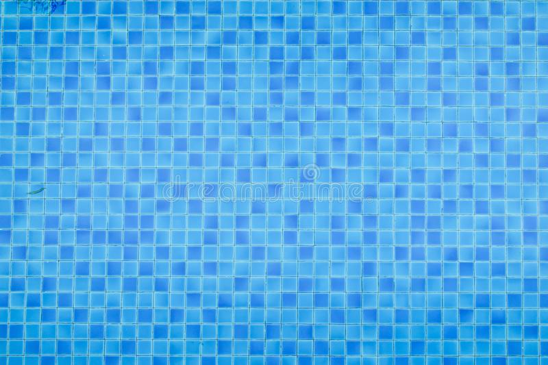 Top view swimming pool bottom caustics ripple and flow with wave. S background. Summer background. Texture of water surface royalty free stock photos