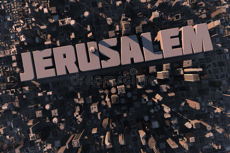 Download Top View Of Urban 3D City With Name Stock Photo - Image: 23183530