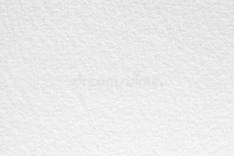 Top view white paper background texture. stock images