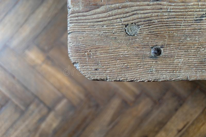 Photo of old and wooden table texture stock photos