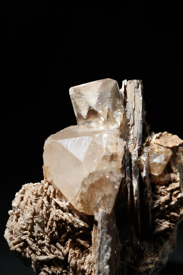 Free Topaz, Quarts And Muscovite Stock Images - 6736034