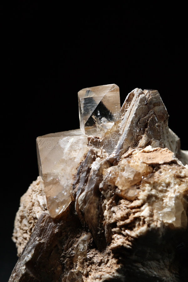 Download Topaz, Quarts And Muscovite Stock Photo - Image: 6736050