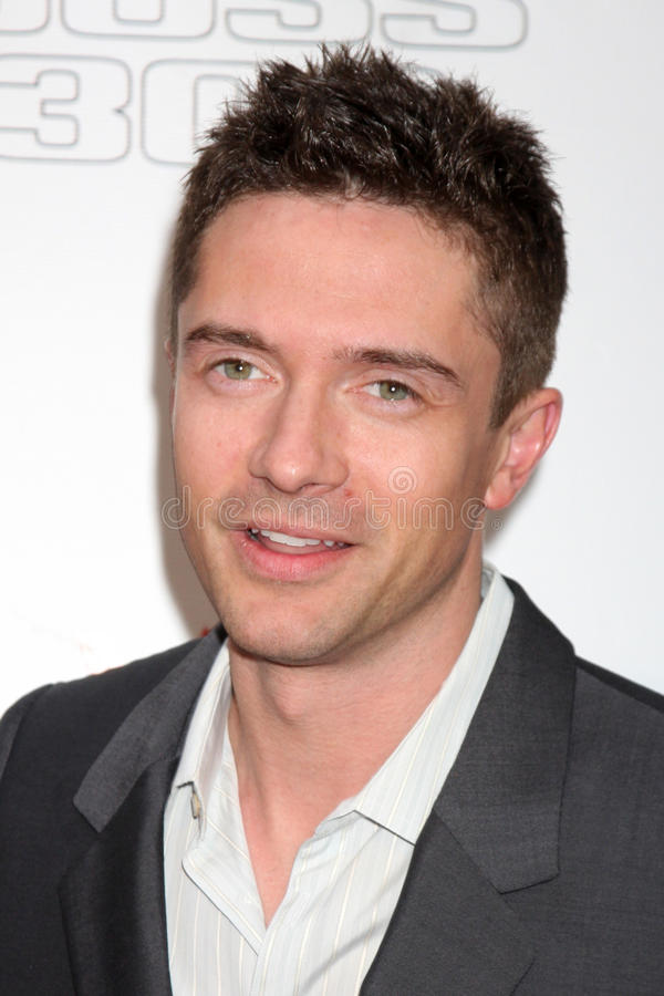 Download Topher Grace Editorial Stock Photo - Image: 24198333