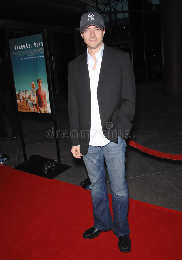 Topher Grace Editorial Photo
