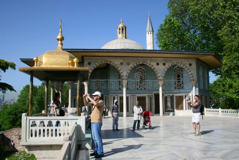 Topkapi pałac obraz royalty free