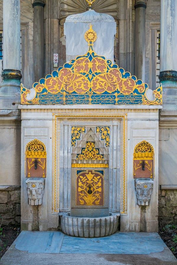 Topkapi pałac, Istanbuł obraz stock