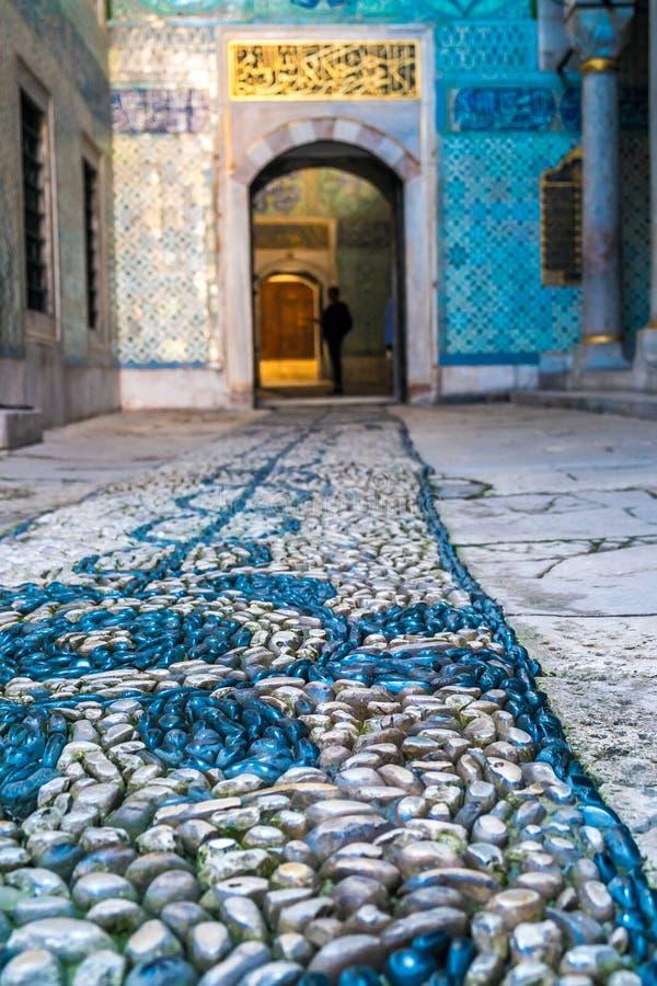 Topkapi pałac, Istanbuł fotografia royalty free