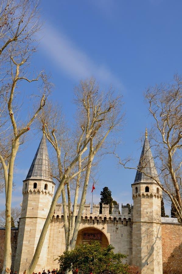 Download Topkapi Palace stock image. Image of marmara, architecture - 39513521