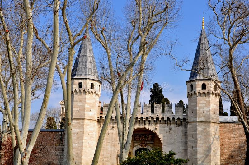 Download Topkapi Palace stock image. Image of city, entrance, building - 39513523