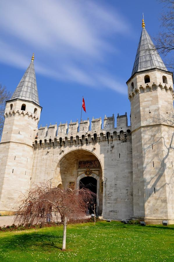 Download Topkapi Palace stock photo. Image of ottoman, building - 39513540