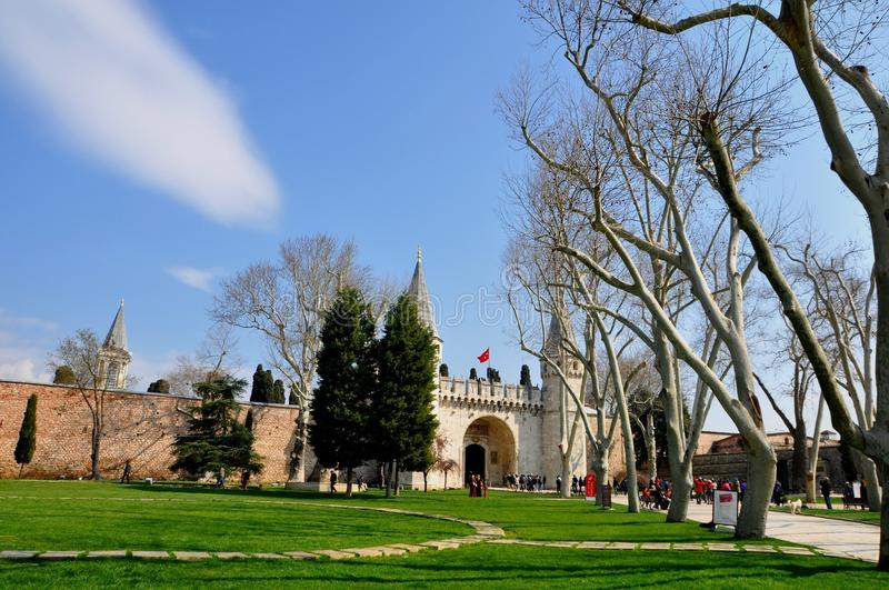 Download Topkapi Palace editorial photo. Image of constantinople - 39513551