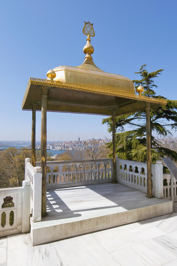 Download Topkapi Palace at istanbul stock photo. Image of culture - 21856138