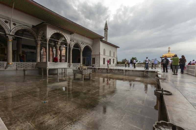 Download Topkapi palace in Istanbul editorial stock image. Image of middleeastern - 37777279