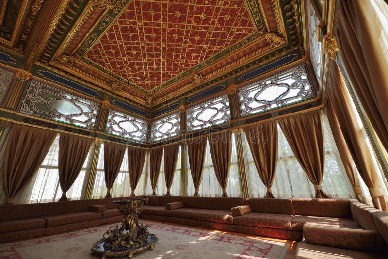 Topkapi Palast Istanbul lizenzfreie stockbilder