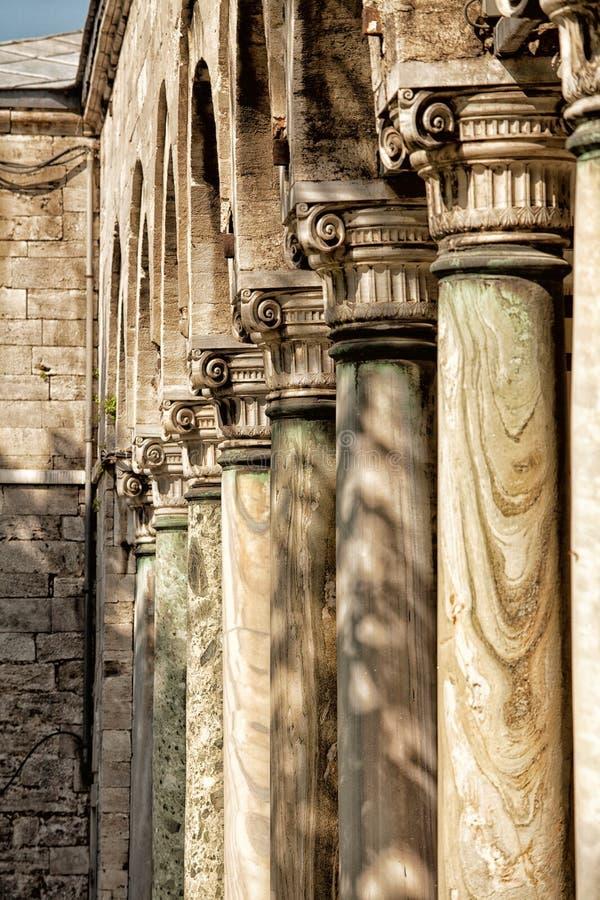 Topkapi Palast Istanbul stockbild