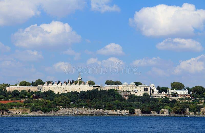 Topkapi Palast - Istanbul stockbilder
