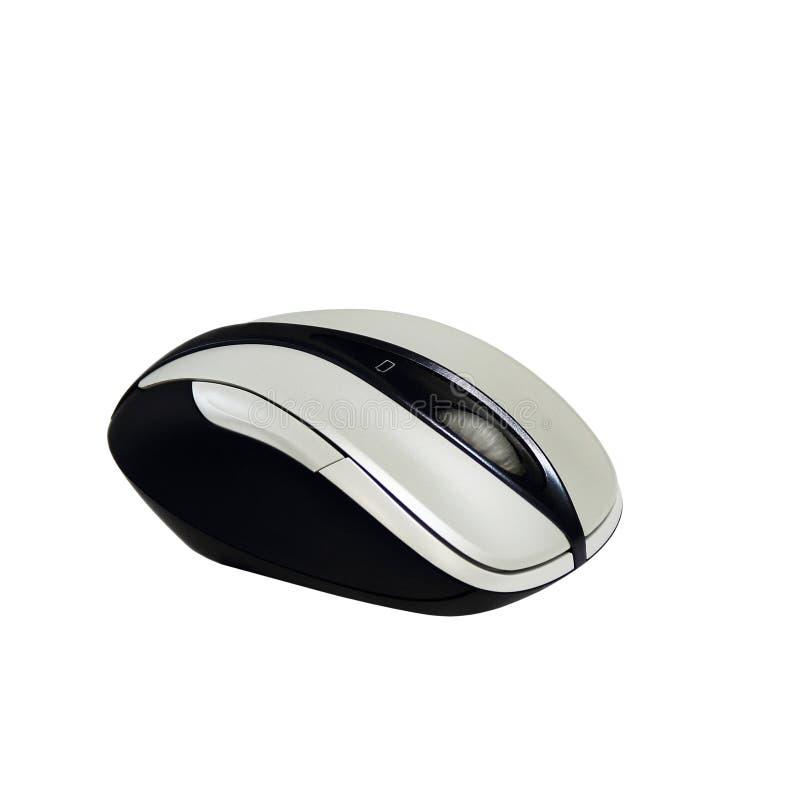 Topo senza fili di Bluetooth isolato sopra fondo bianco fotografie stock