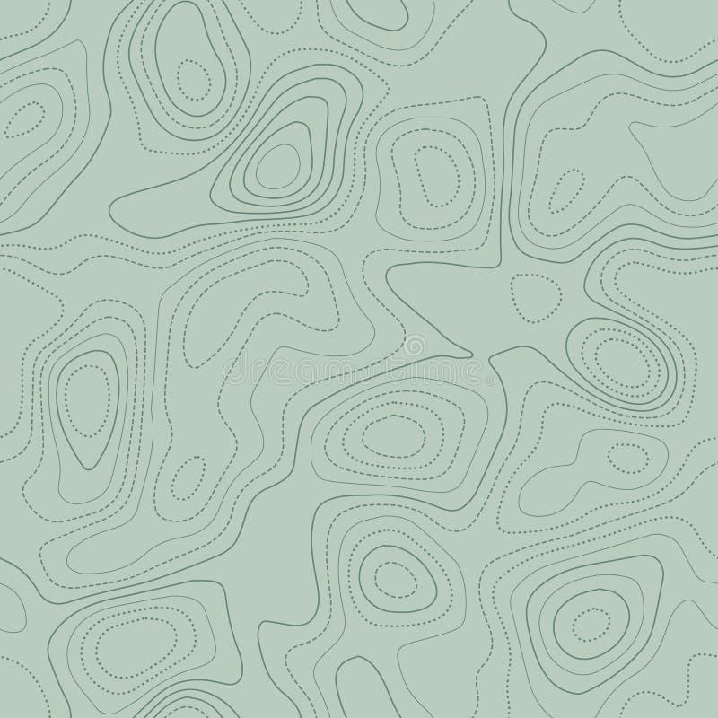 Topografía que sorprende libre illustration