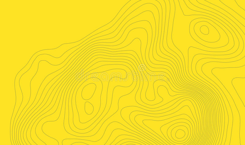 Topographic map background concept with space for your copy. Topography lines art contour , mountain hiking trail. Topographic map background concept with space vector illustration