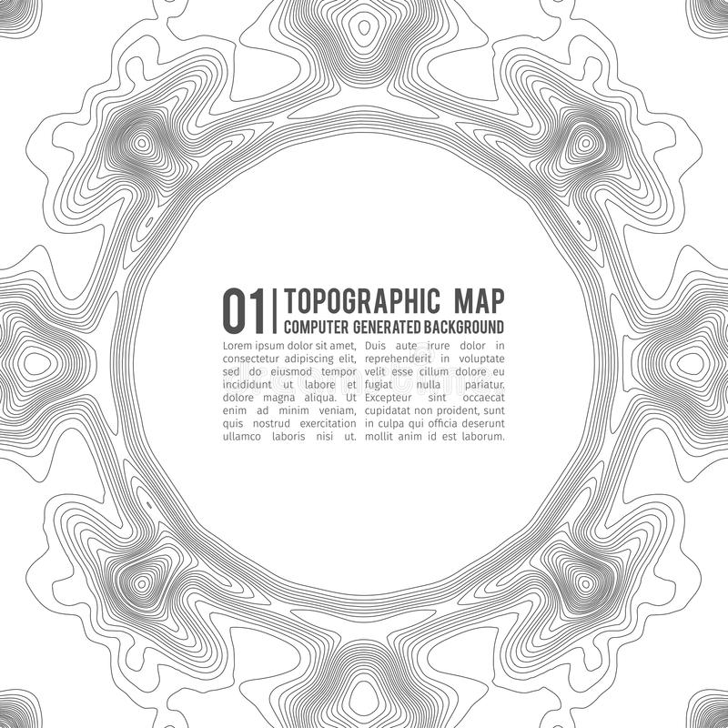 Topographic map contour background topo map with elevation contour topographic map contour background topo map with elevation contour map vector geographic world topography map grid abstract gumiabroncs Images
