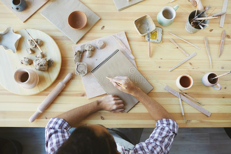 Download Creative Ideas Stock Photo Image Of Craftsman Craft