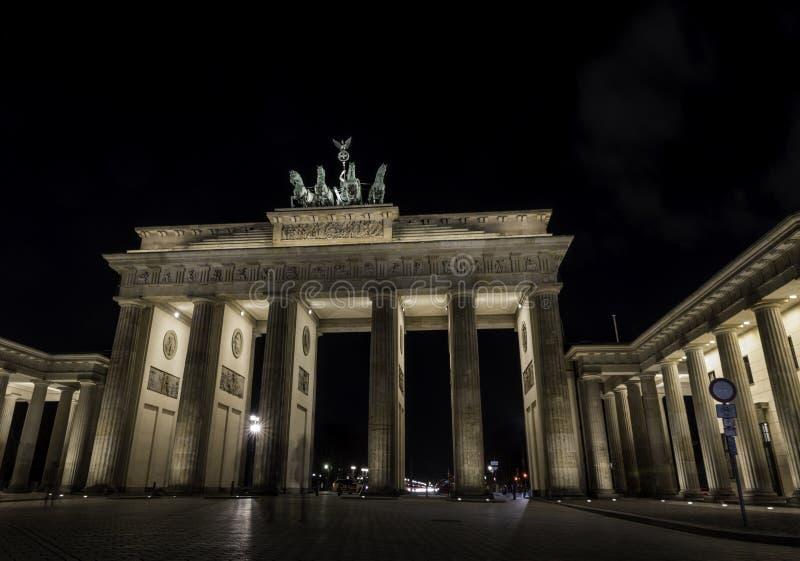 Tor Brandenburger стоковое изображение rf