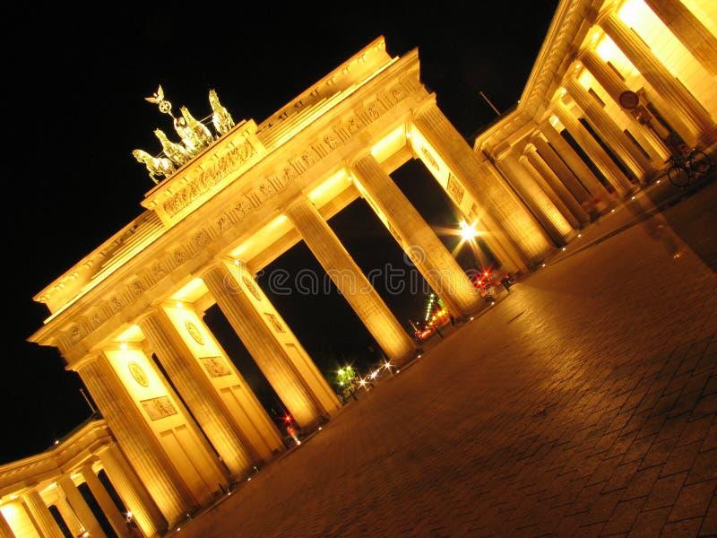 Tor de Brandenburger imagens de stock