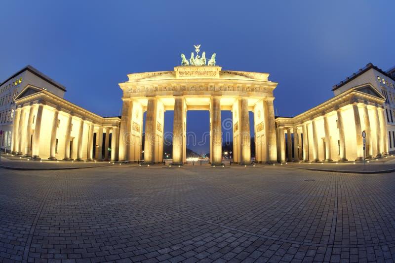 Tor de Brandenburger imagen de archivo libre de regalías
