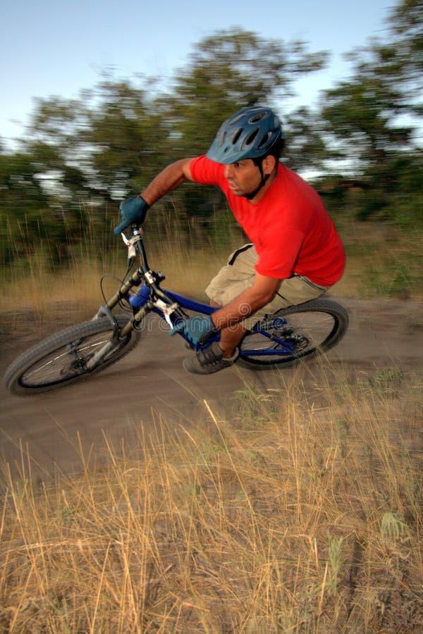 tor ruchu roweru obrazy royalty free