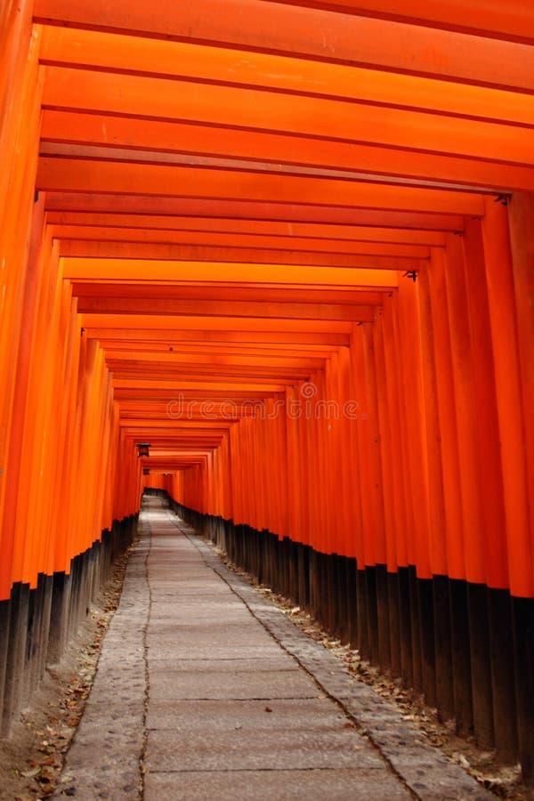 Free Tora Of Fushimi Inari Taisha Shrine Stock Photography - 14677492