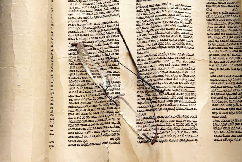 Torah Scroll Stock Images