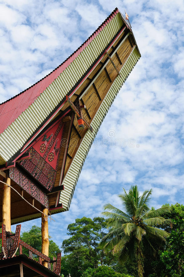 toraja tana sulawesi της Ινδονησίας στοκ φωτογραφίες