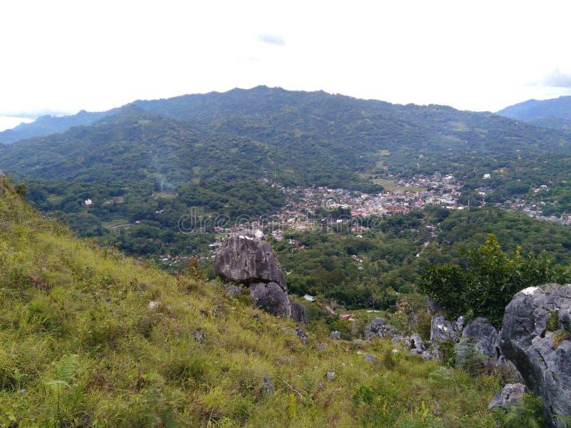 Toraja view stock photography