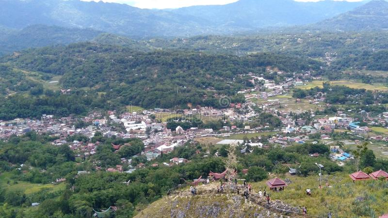 Toraja View stock images