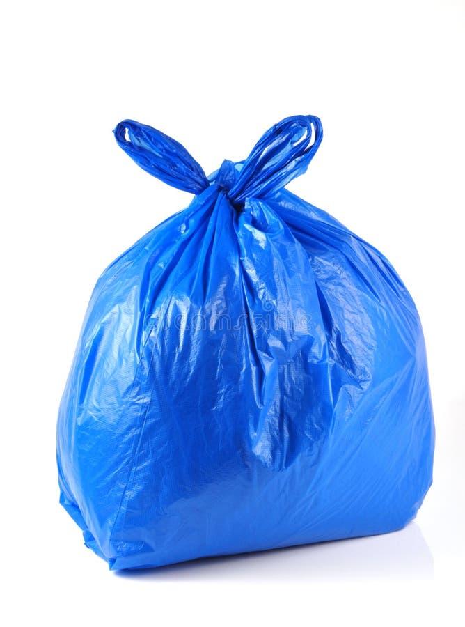 torba śmieci zdjęcie stock