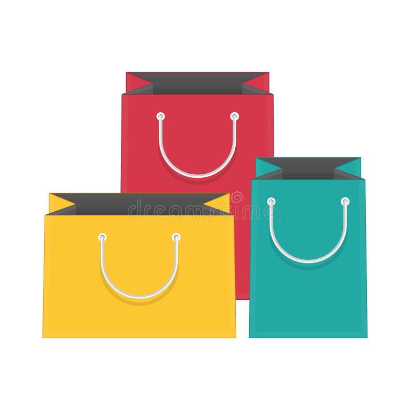 torba barwiący papier ilustracji
