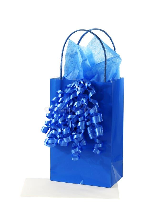 torba daru papieru wstążki tkanki obraz stock