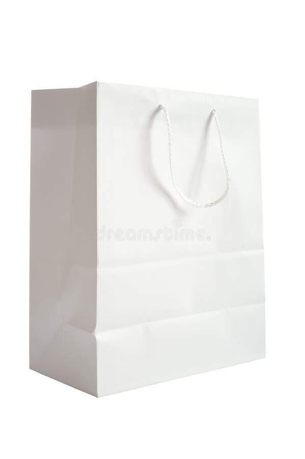 torba daru white obraz stock