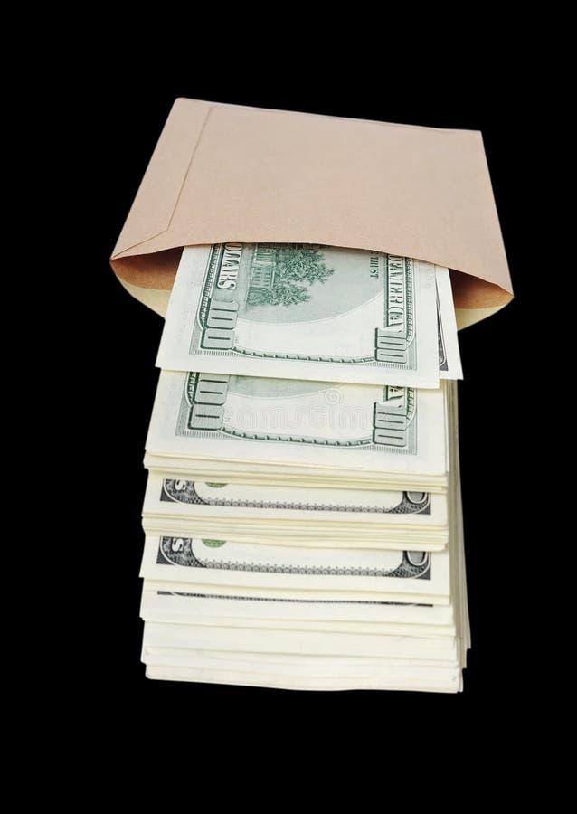 torba dolary zdjęcie stock