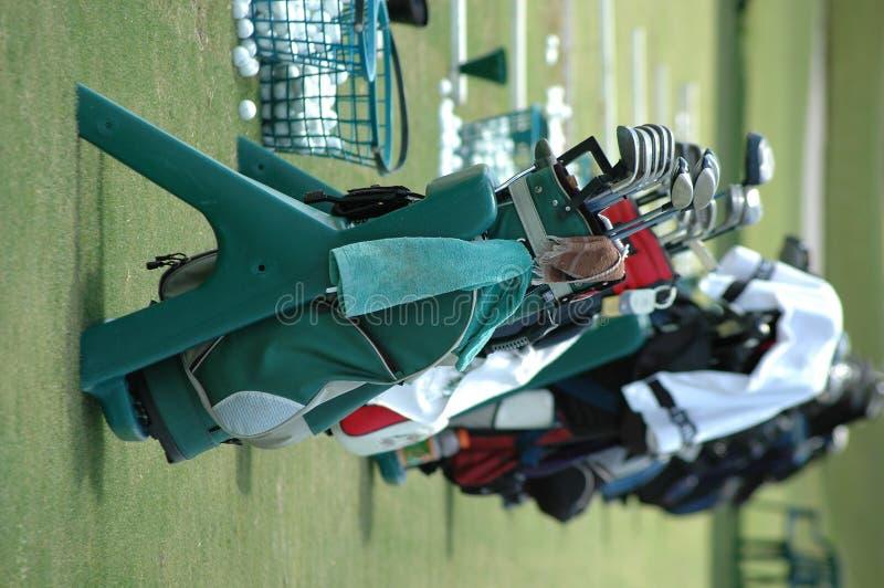 torba golf zdjęcia royalty free