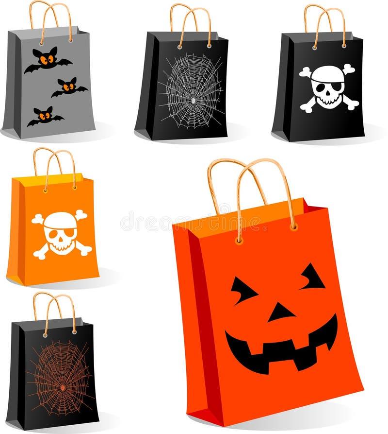 Torba na zakupy ilustracji