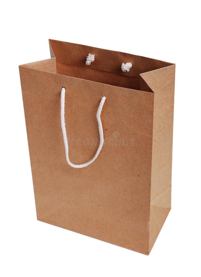 torba papieru zdjęcie stock