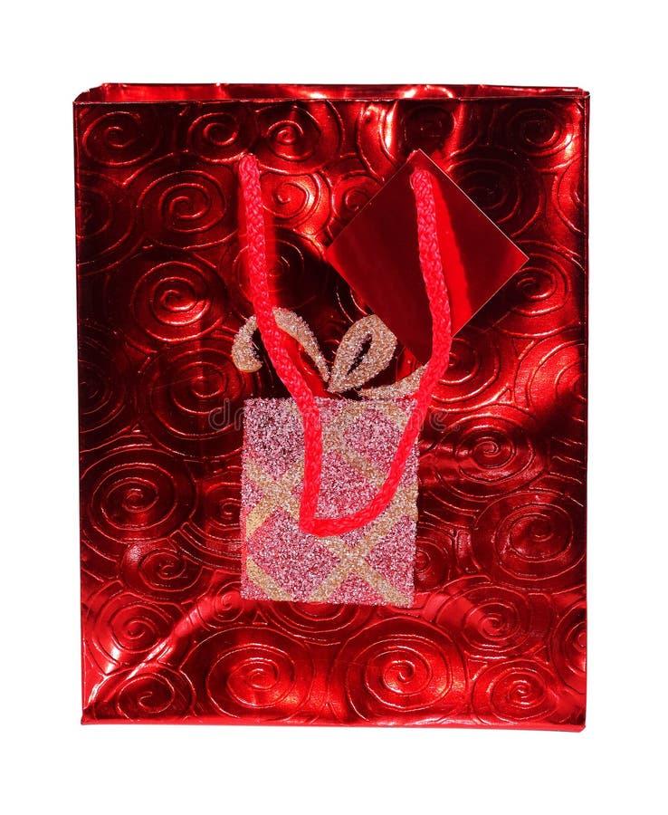 torba prezent obrazy royalty free